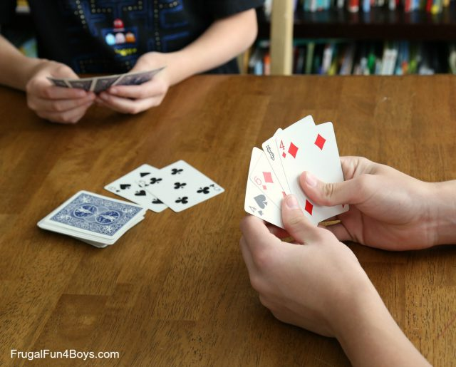 Photo of Wie man drei dreizehn spielt – sparsamer Spaß für Jungen und Mädchen