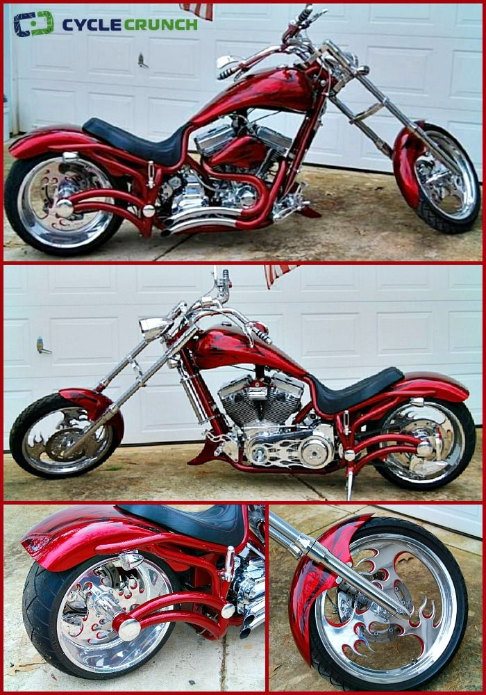 FOR SALE 2004 Bourget Bike Works Fat Daddy | HEAD TURNER | Click ...