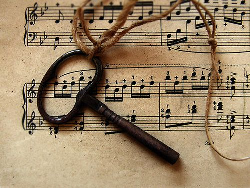 Music is the key =)