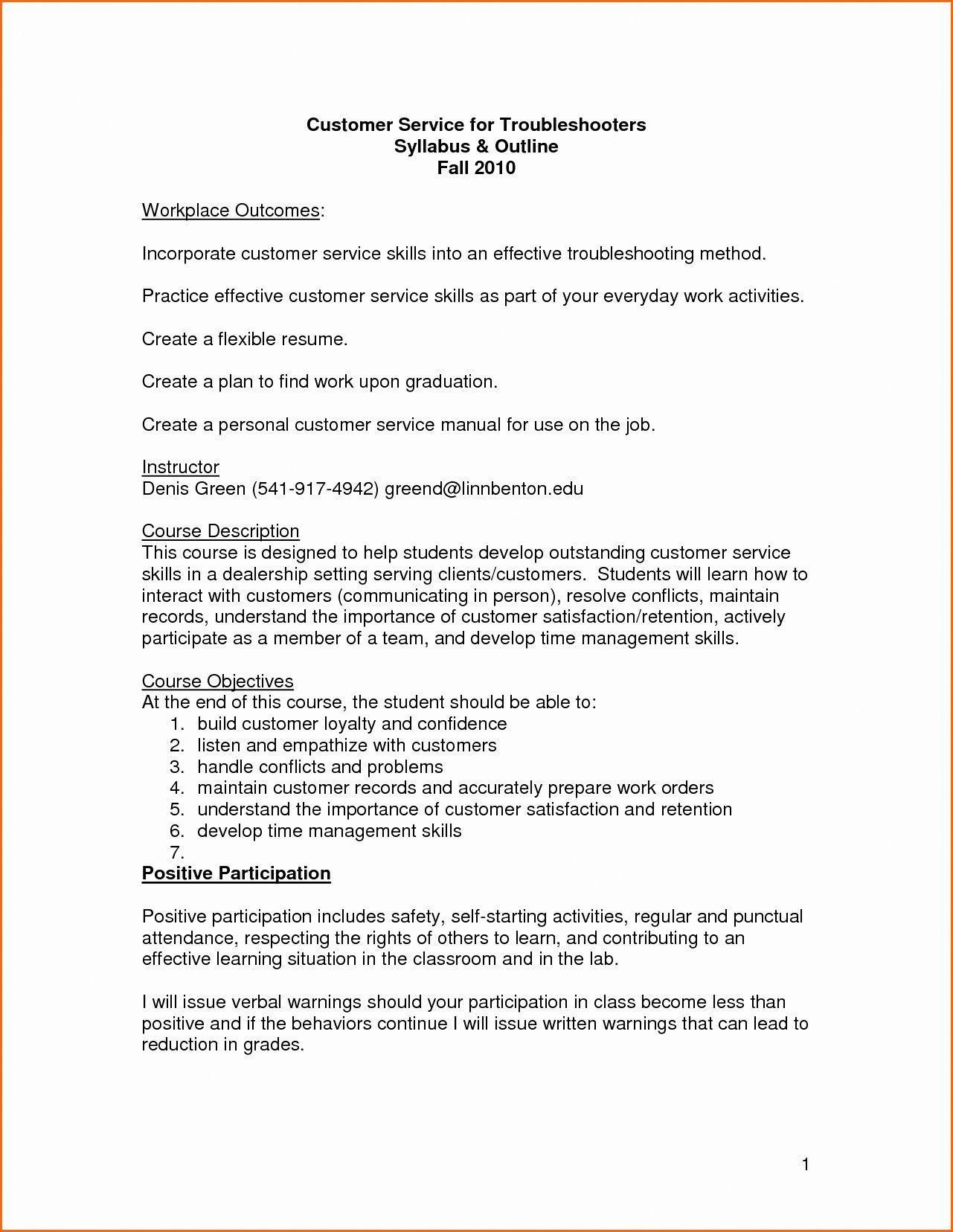 73 Cool Stock Of Time Management Examples On Resume (With