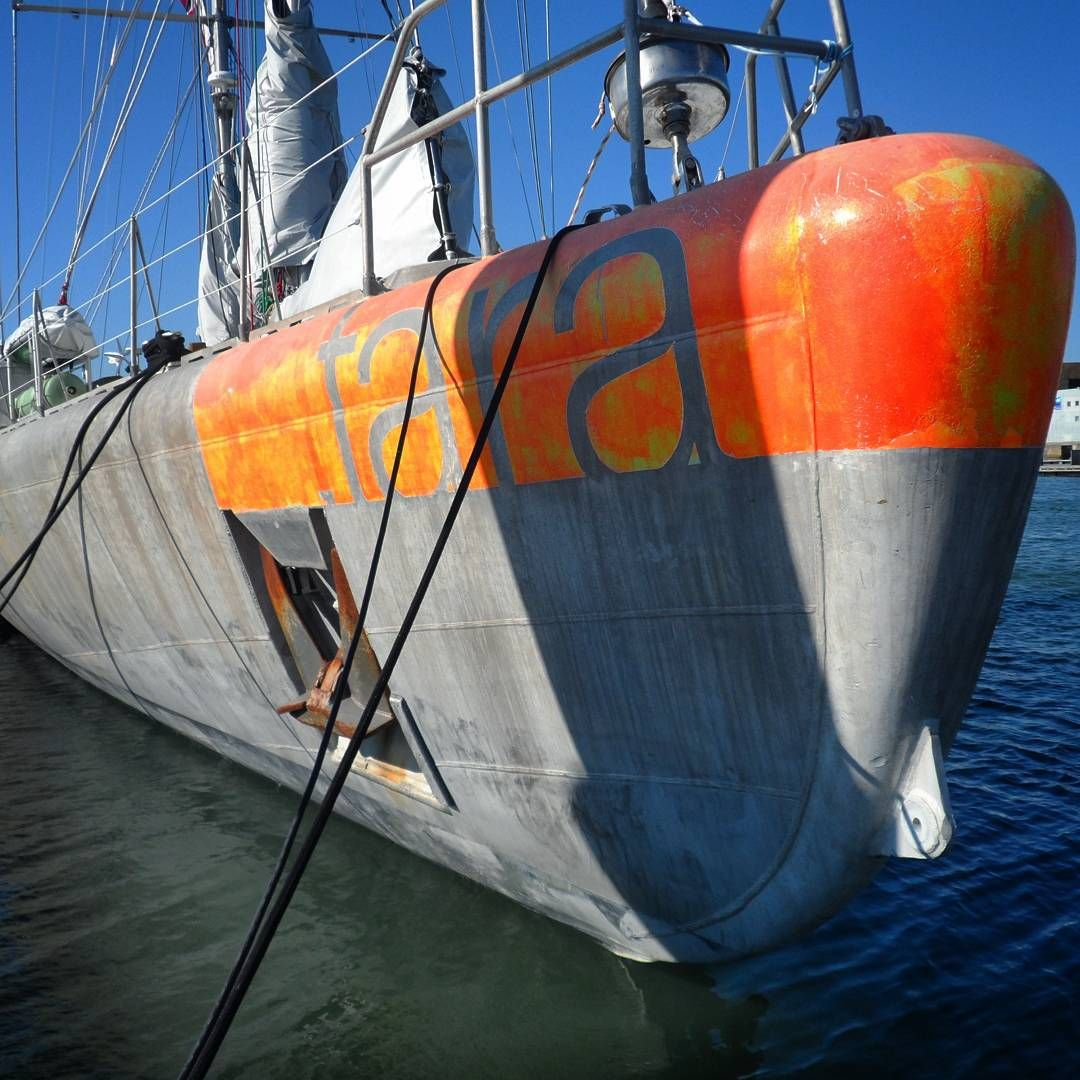«[#Picoftheday - #Photooftheday] Tara, bientôt en escale à Nantes ... #Yeah #Like #Voile #SailingDay #Sailing #InstaSail #InstaBoat #InstaVoile #Instagood…»
