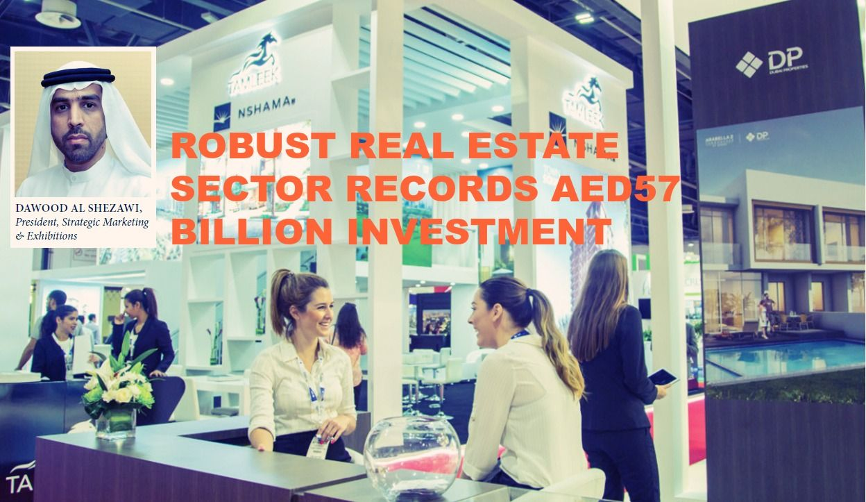 About AED 57 billion in total real estate investment have been invested in Dubai by 26,000 investors. Read more... #RealEstate #Property #Dubai #PropertyInvestment #Business #RealEstateInvestment #BusinessNews #PropertyNews #PropertyTime #Investment #Investors
