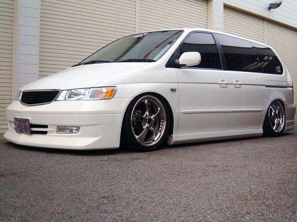 Honda Air Suspension Air Runner Systems Honda Honda Odyssey Custom Vans