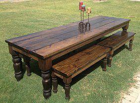 Superior Ross Rustic Tables