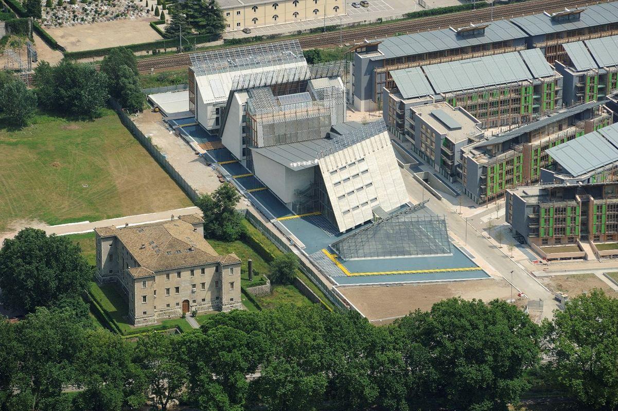 Renzo Piano - Le Albere - Trento
