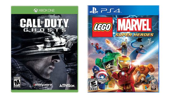 Is An Xbox One Or Ps4 In Your Future Stock Up On Games With