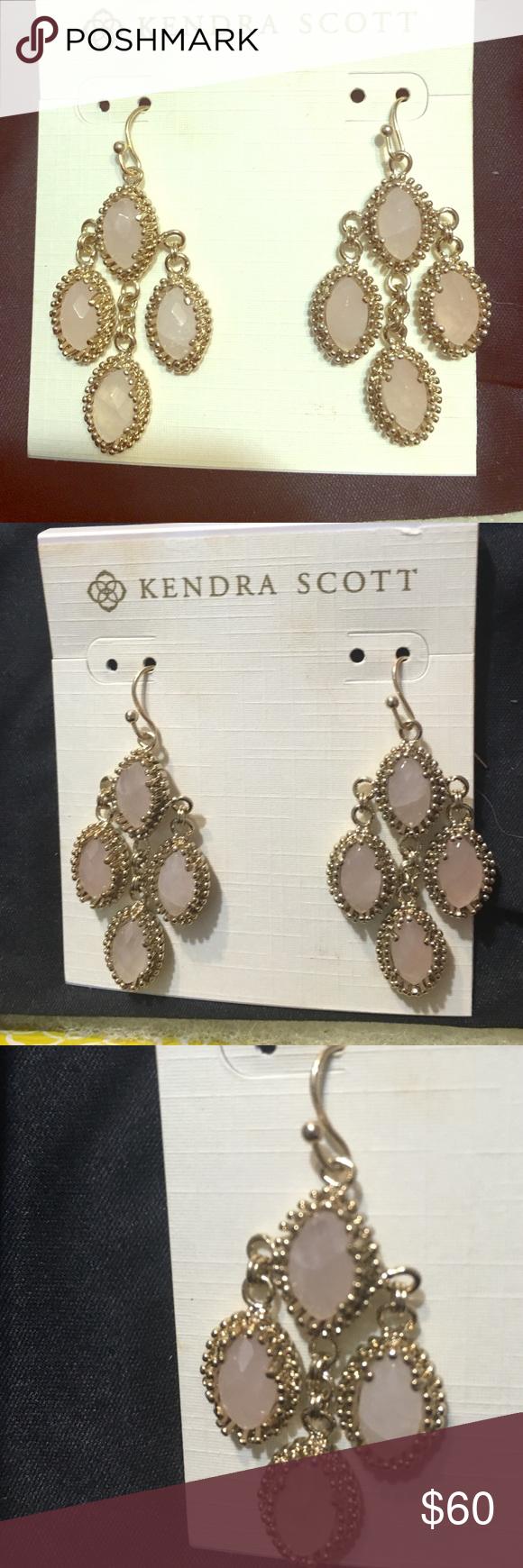 Kendra scott gold chandelier earrings best earring 2017 affordable fashion jewelry for sensitive skin economy of style gold kendra scott rose chandelier earrings arubaitofo Images
