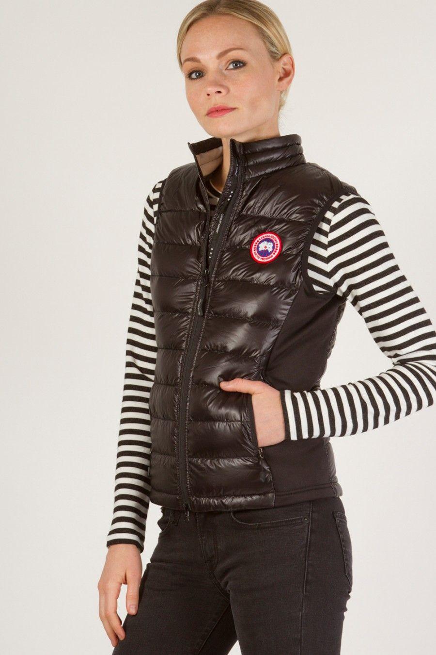 CANADA GOOSE Hybridge Lite Vest.  canadagoose  cloth    58083226b113