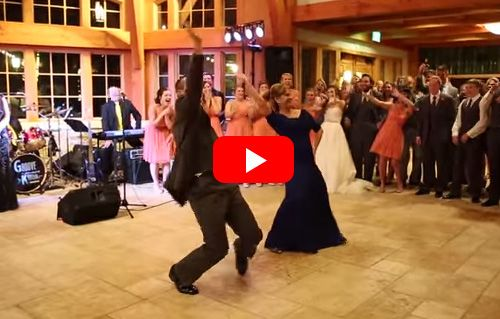 The Groom And His Mom Surprise Everyone With This Mother