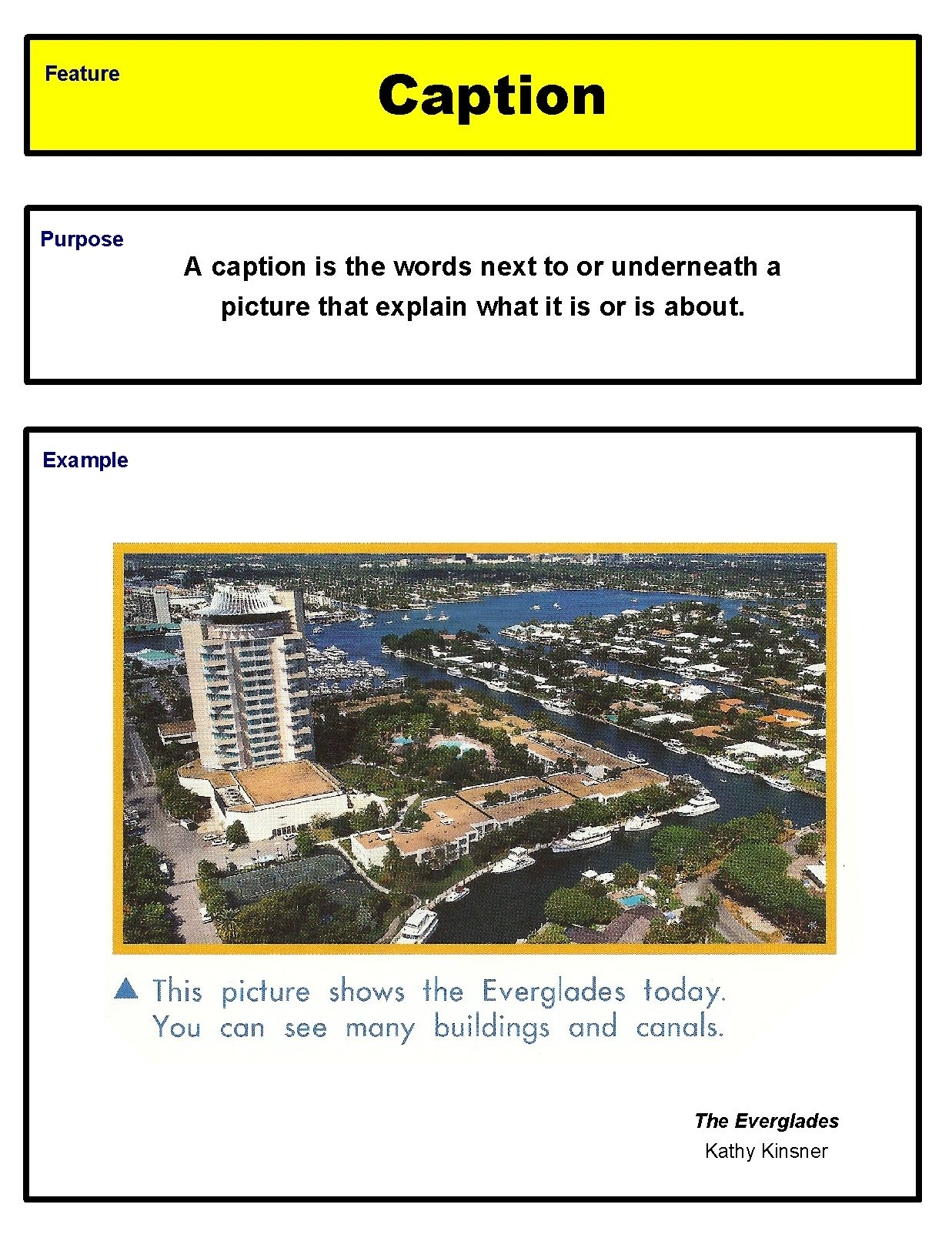 Teaching Text Features To Help Students Navigate Nonfiction Texts