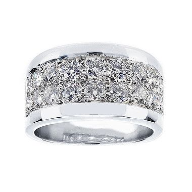 I M In Love Again Diamond Beautiful Rings Diamond Anniversary Bands