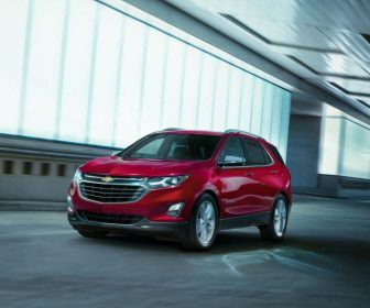 2017 Chevy Equinox Release Date