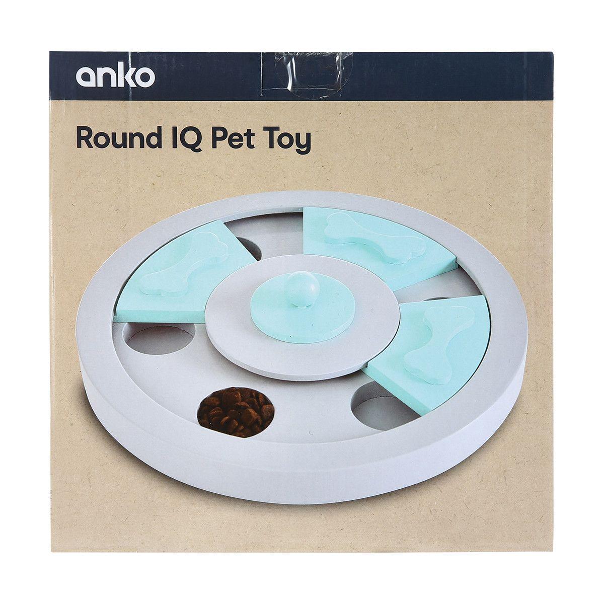 Round Iq Pet Toy Kmart Pet Toys Gotcha Day Pets