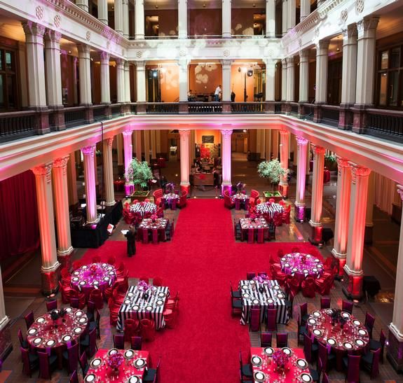 Landmark center corporate party st paul mn wedding rental linen landmark center corporate party st paul mn wedding rental linen effects party junglespirit Image collections