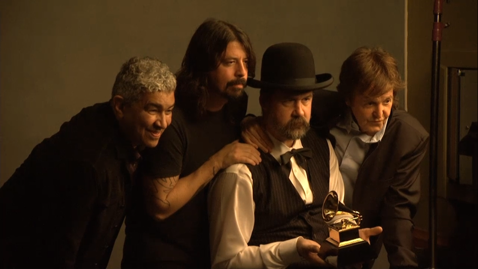 "Krist Novoselic-Grammy 2014 | Best Song Rock ""Cut Me Some Lack"""