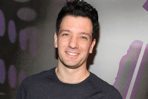 JC Chasez of *NSYNC Covers The Lumineers