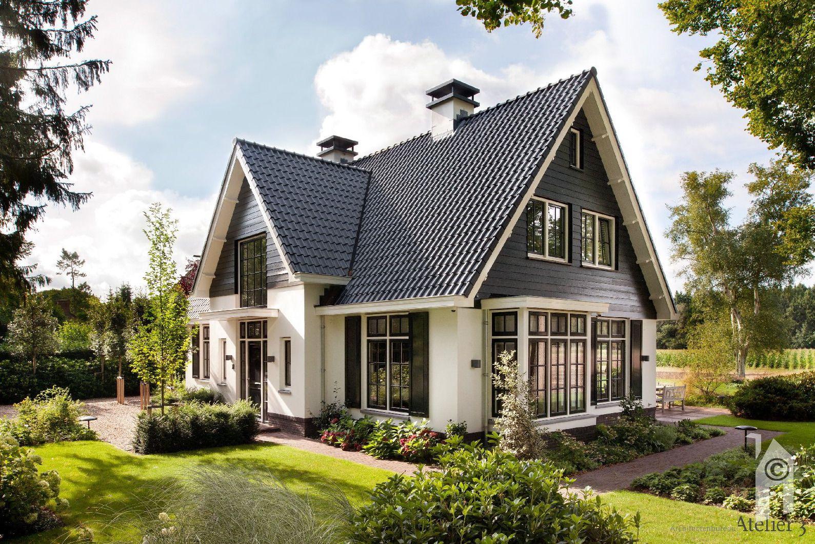 Romantische villa in een geweldige omgeving for Huis ontwerpen