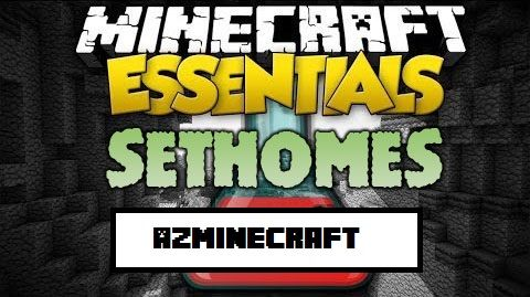 SetHomes Mod Httpazminecraftinfosethomesmod - Minecraft teleport singleplayer mod