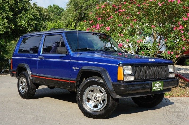 We Sell More Than Just Wranglers and CJs! 1995 Hard To