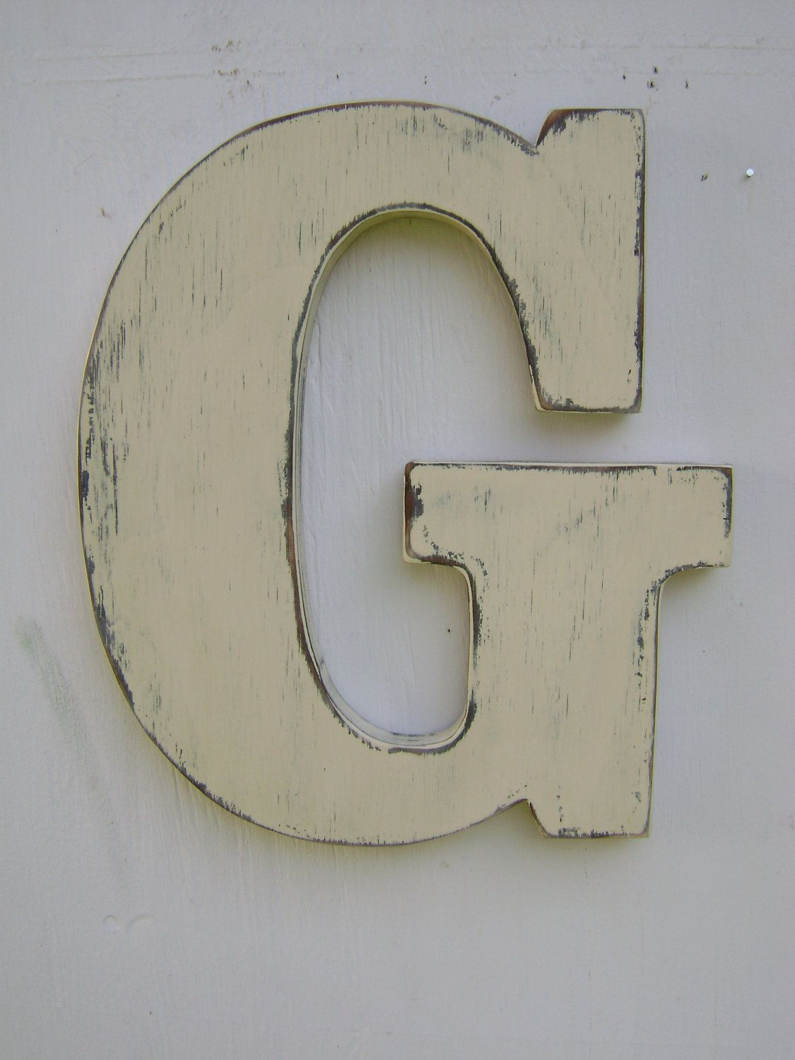 Large Letters For Sale Delectable Wooden Letters Rustic Wall Hanging Initals Letter G Hanging Wood Decorating Design