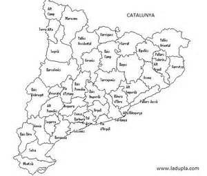 Mapa De Catalunya Mapas Navidad Reciclada Manualidades