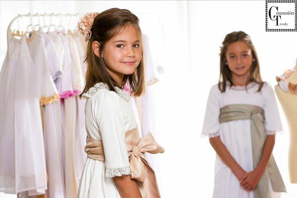 Vestidos comunion niрів±a baratos