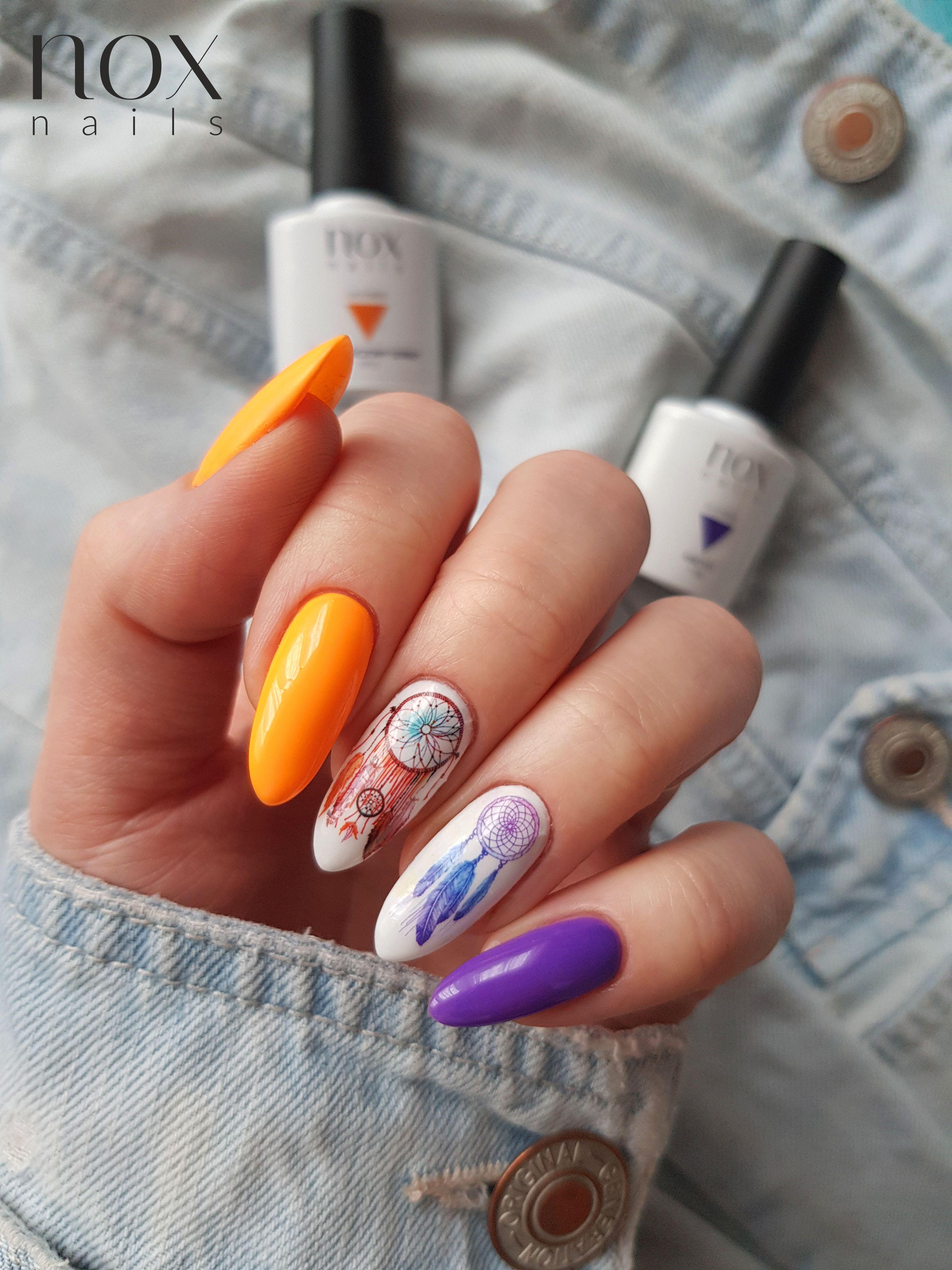 Nox Nails Profesjonalne Produkty Do Stylizacji Paznokci