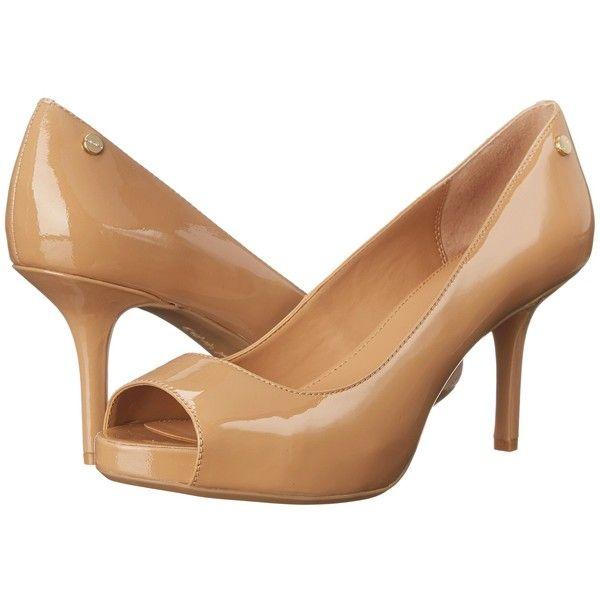 Womens Shoes Calvin Klein Garda Cameo Rose Patent