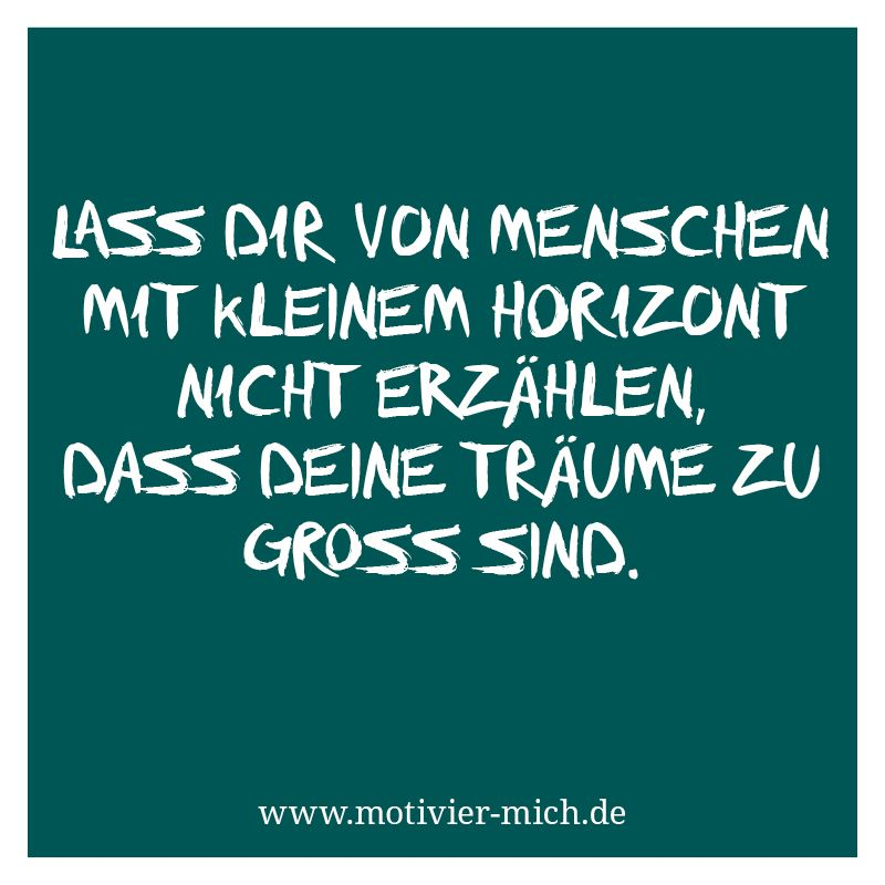 Horizont Traume Motivation Words Spruch Crossfit Functional