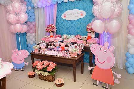 Zoom · Convite Simples Peppa Pig