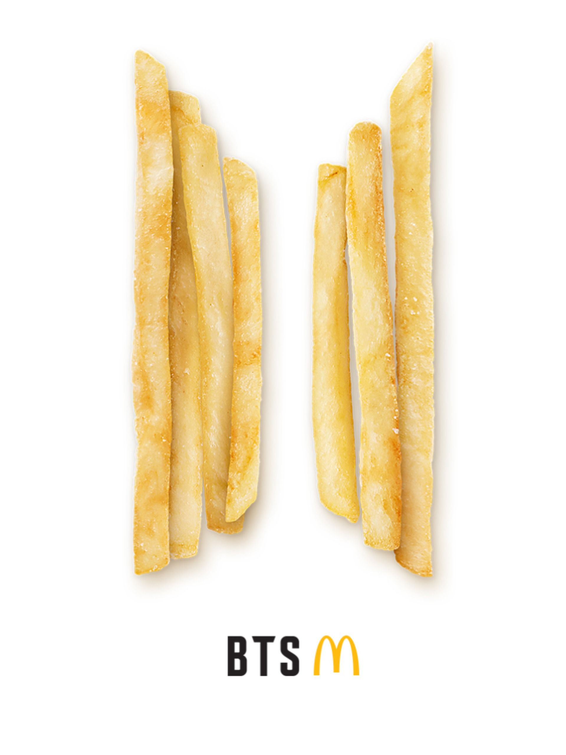 Mcdonald S Partners With Bts To Launch Bts Meal Around The World In 2021 Bts Bts Bulletproof Bts Boys Bts mcdonald's meal wallpaper