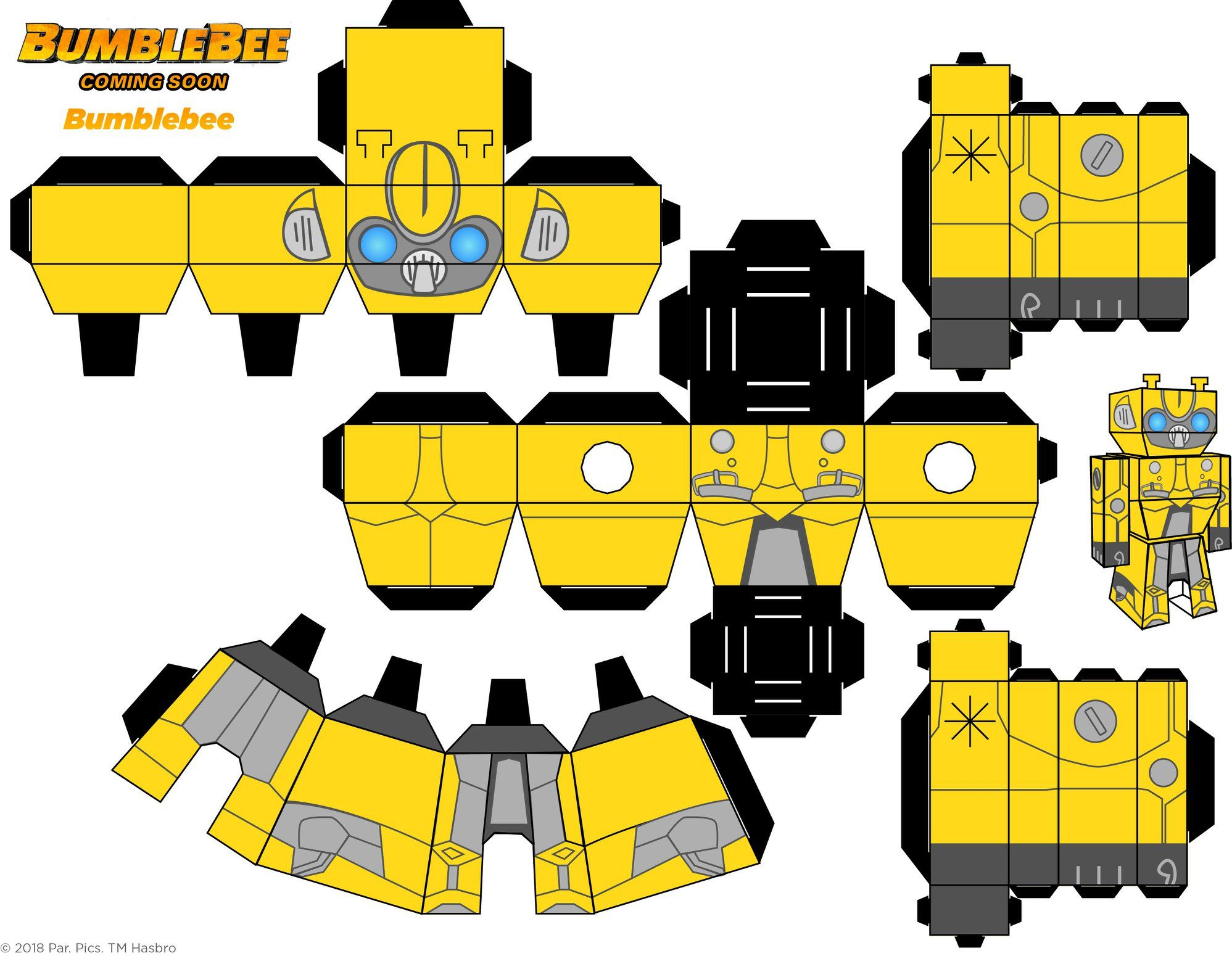 43++ Bumble bee craft template ideas in 2021