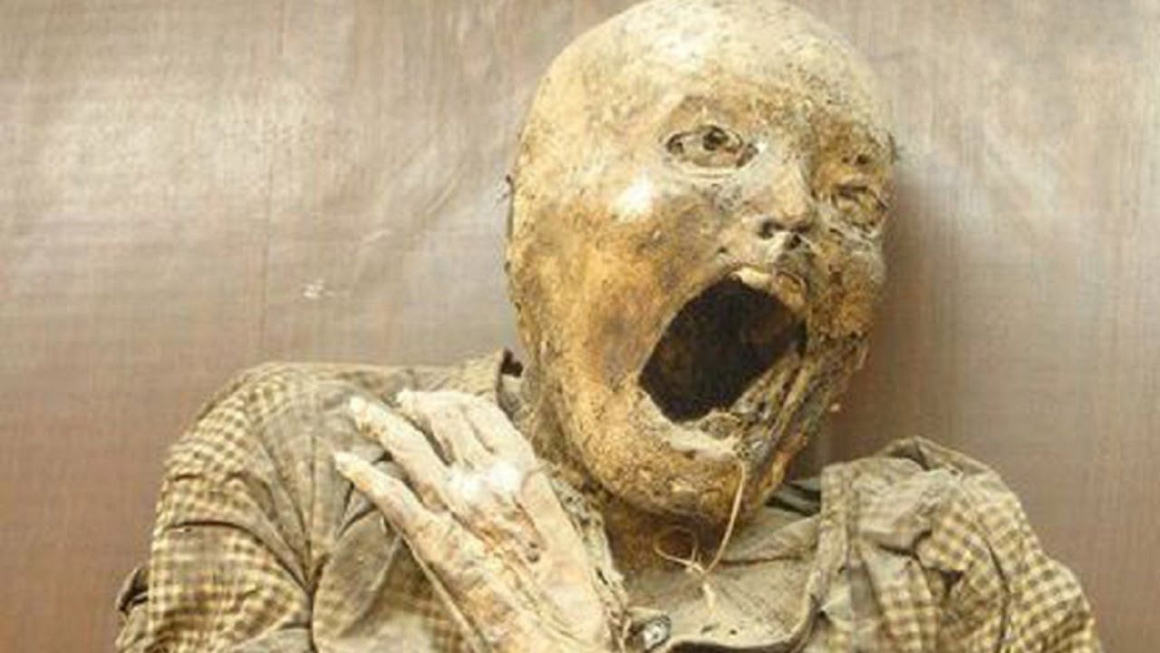 Top 10 Creepy Archaeological Discoveries Archaeological