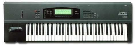 Korg 01/WFD PIANO SAMPLES SF2 KONTAKT, SF2, SAMPLES, Piano
