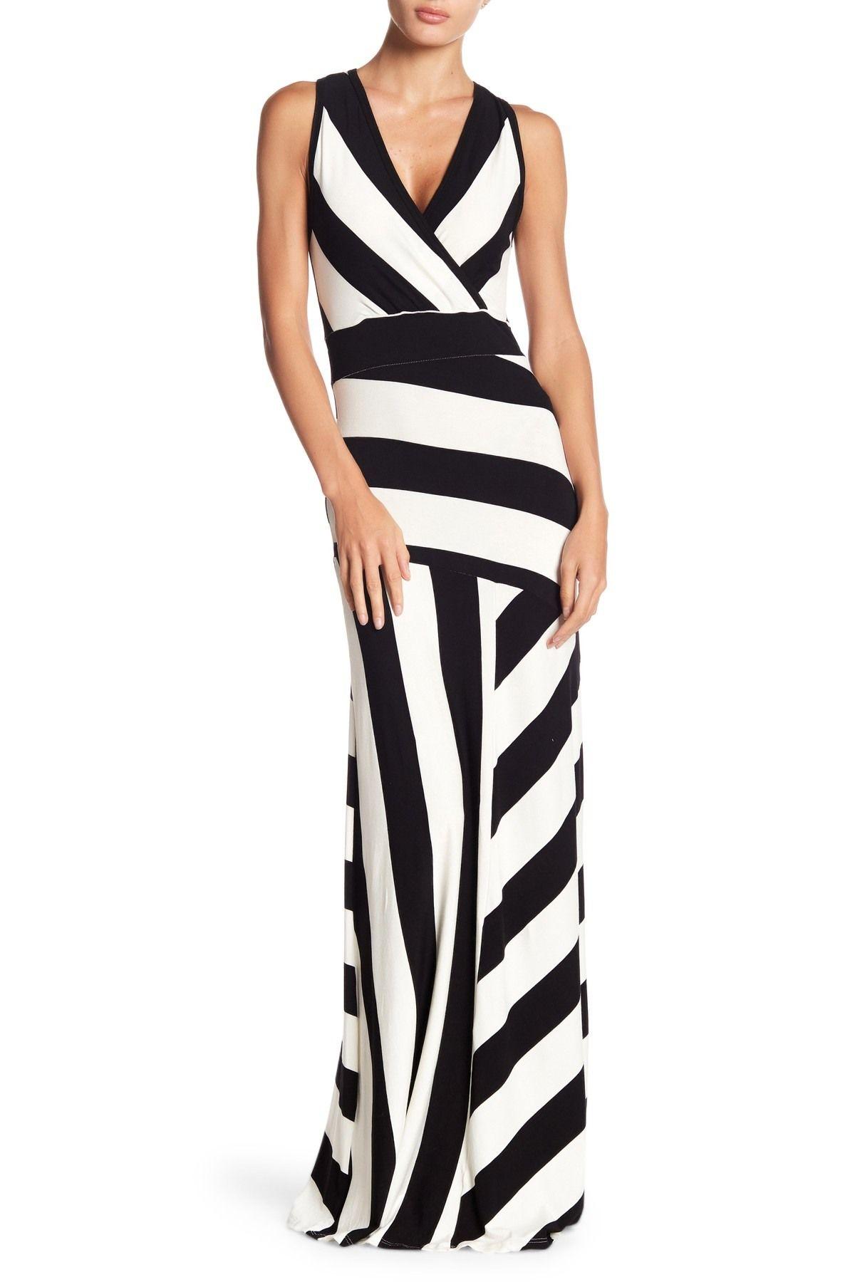 Go Couture Sleeveless Maxi Stripe Dress Nordstrom Rack Maxi Dress Striped Maxi Dresses Striped Dress [ 1800 x 1200 Pixel ]