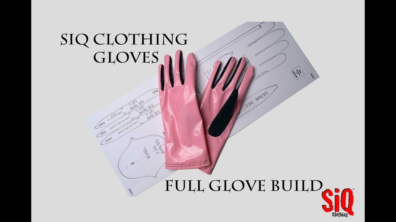 Glove Sewing Pattern Reproduction Ed179 Ladies Gloves