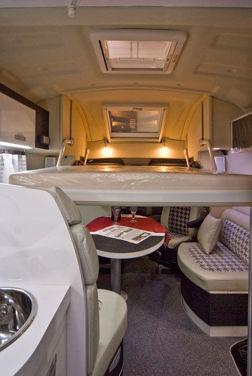 Scissor Style Electric Front Bed In The Wingamm Oasi Gran Cru An