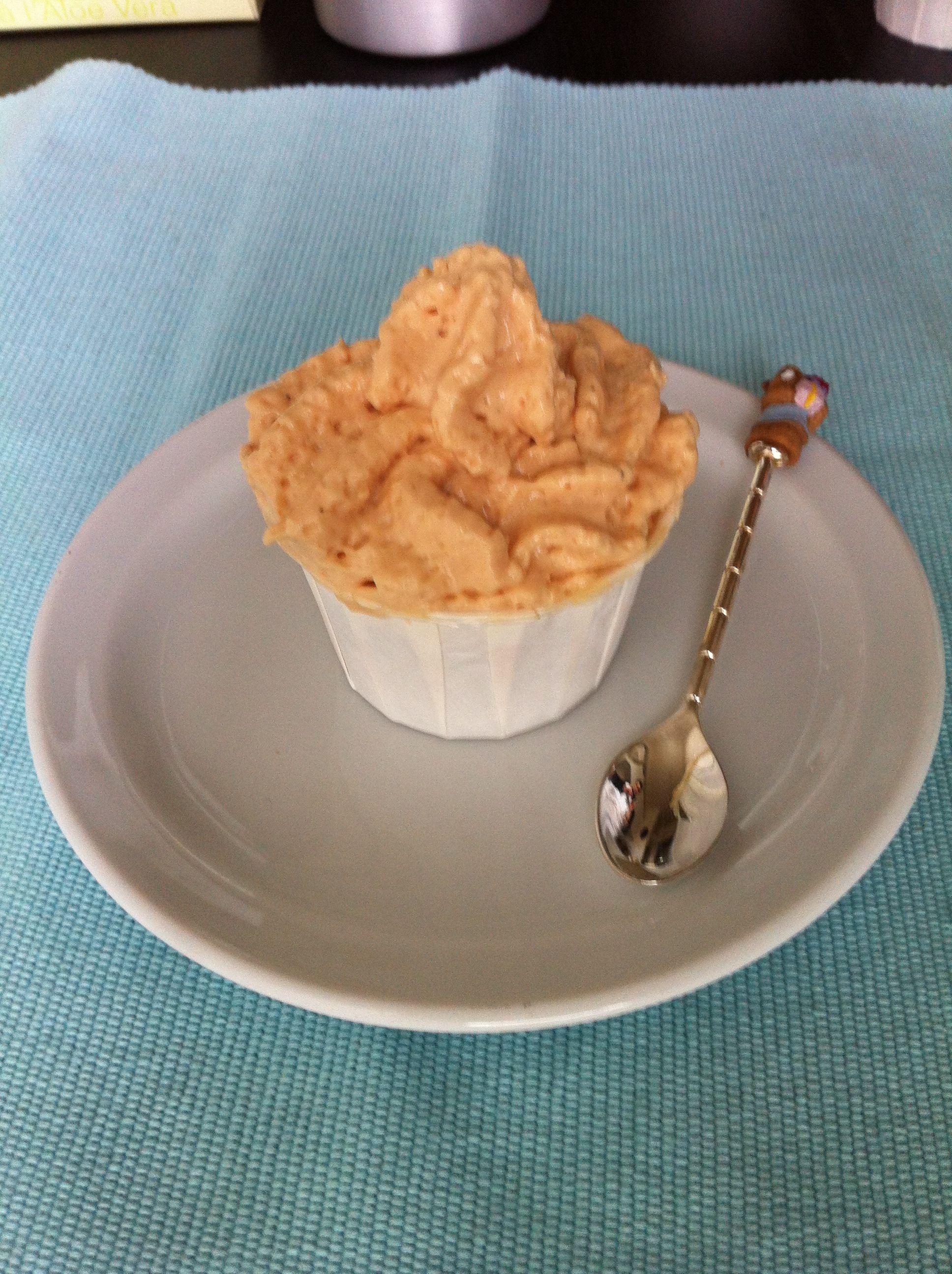 Cupcakes façon pain d'epices topping mousse de foie gras!