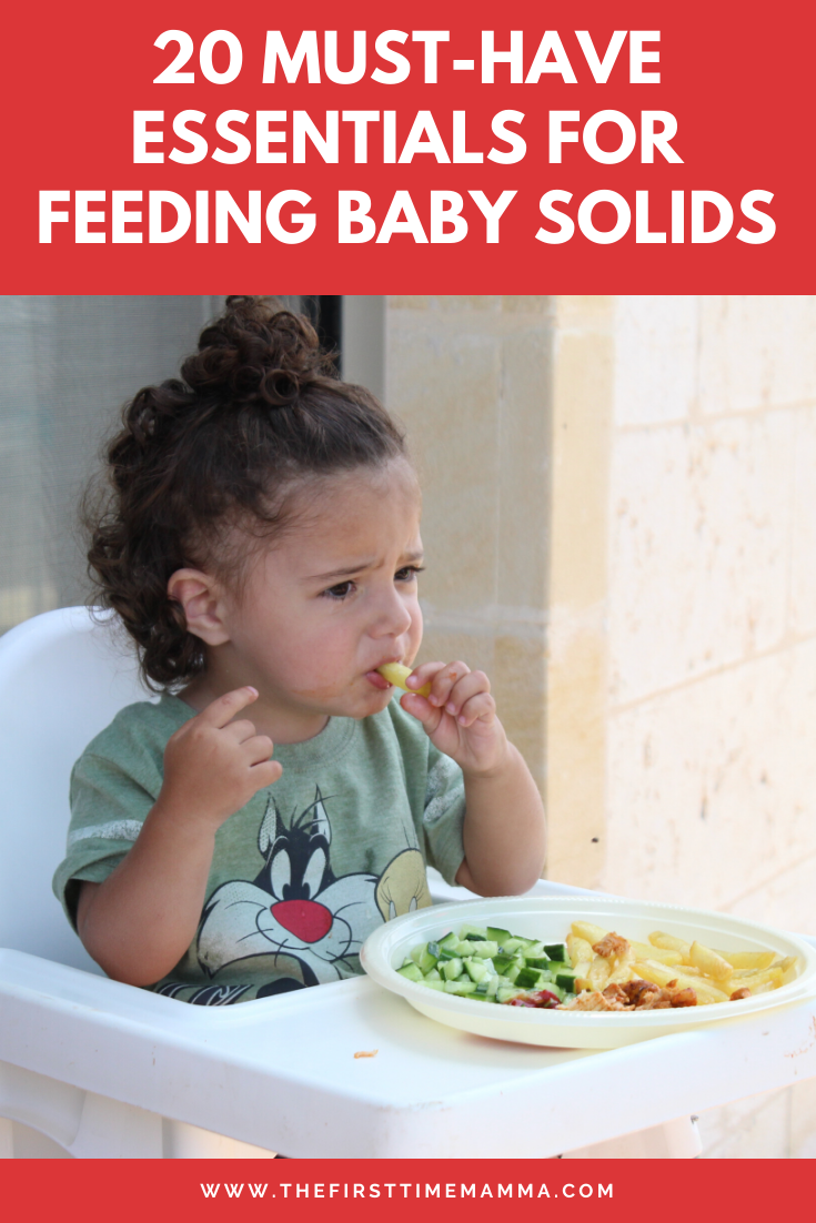 15 Must Have Essentials For Feeding Baby Solids Feeding Baby Solids Baby Feeding Baby Eczema