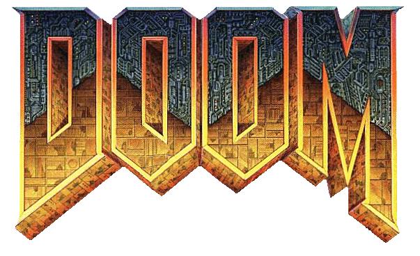Google Doom Video Game Logos Game Logo