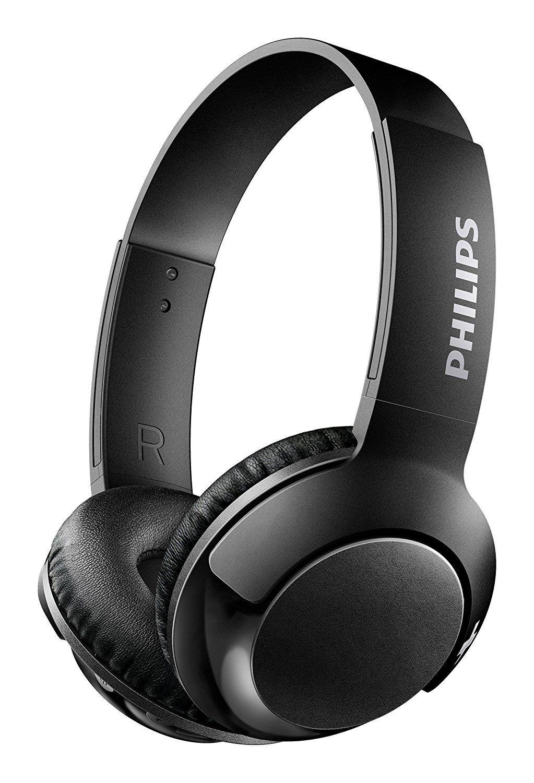 Philips Shb3075bk Bass On Ear Bluetooth Kopfhorer Amazon De Elektronik On Ear Kopfhorer Mikrofon Bluetooth