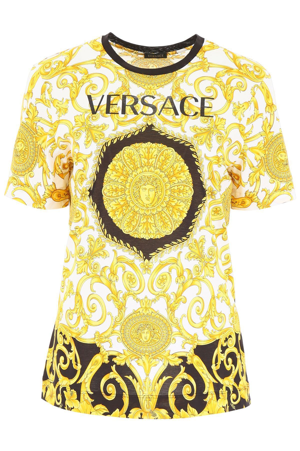 45e2ba04d9 EXCLUSIVE: VERSACE PRE-FALL 2019 FULL RUNWAY SHOW IN New York City ...