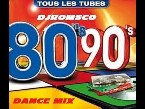 Dance 80's Dance 90's DJRomsco. Stevie wonder, Musique