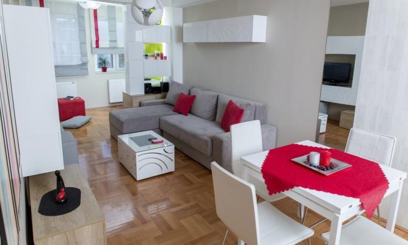 7 grandes soluciones para espacios peque os decoraci n for Soluciones apartamentos pequenos