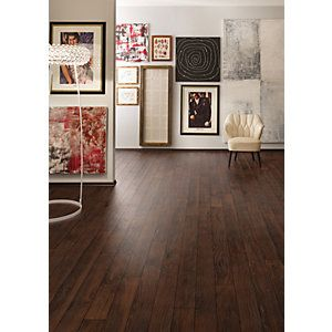 Wickes Smoke Mountain Hickory Laminate Flooring