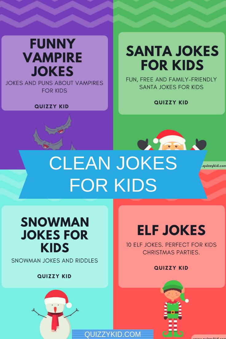 Family friendly jokes for kids
