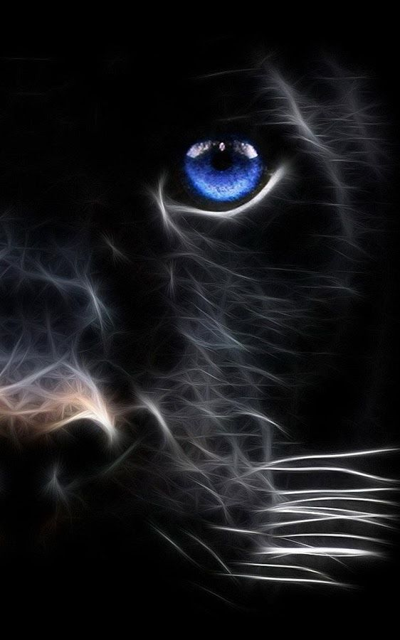 Black Panther Live Wallpaper- screenshot | Fauves | Panther, Black panther et Live wallpapers