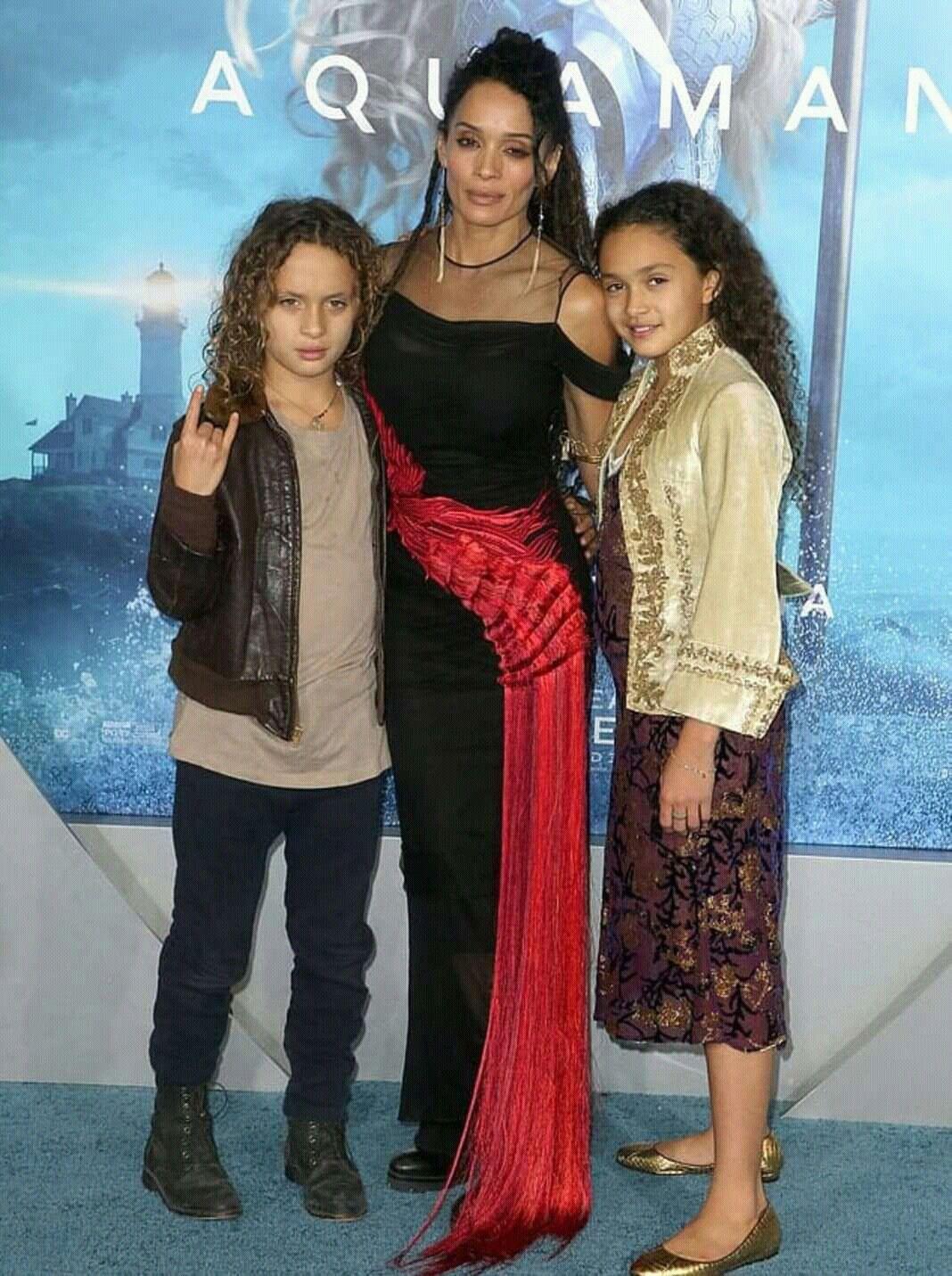Lisa Bonet Kids Lisa Bonet Jason Momoa Lisa Bonet