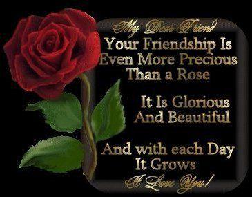 Pin By M On Roses Pinterest Friends Dear Friend And My Dear Friend
