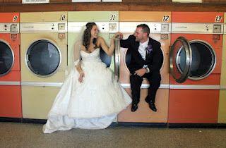 Laundromat Love Wedding Photo My Beautiful Laundrette Laundromat Laundry Mat